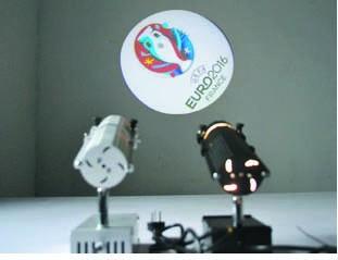 LOGO投影灯广告投影灯选购北京华诺室内LOGO灯价格