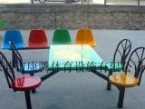 小吃店桌椅靠背餐桌快餐店餐桌椅四人位孔雀椅