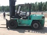 威海大量回收合力二手8吨叉车个人3吨叉车