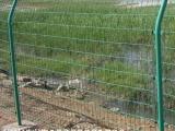 小区围栏网 白色护栏 浸塑护栏 三角折弯厂家直销