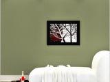 【企业集采】店铺办公室卧室素色墙纸 简约麻布纹抹茶绿书房壁纸