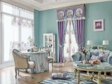 窗帘安装设计