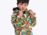 厂家直销儿童羽绒服新款 韩版卡通潮范羽绒服短款 童羽绒服批发