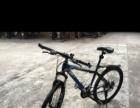 川崎山地车自行车速双碟刹变速车26寸学生单车