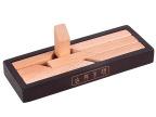 古典木制益智玩具智力通关游戏榉木八仙过海