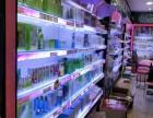 大量化妆品货架低价出售