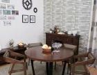 厂家定制欧美实木桌椅沙发 酒吧吧台吧椅定做优惠