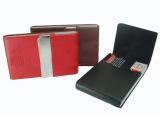 名片盒定制 礼品订制 名片夹/名片盒订做 印logo 起订量20