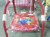 厂家直销加固款儿童发声卡通凳子 舒适带靠