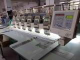 大型服装工厂转行 急处理二手电脑绣花机器