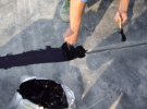 福永沙井楼顶漏水维修天台防水补漏卫生间补漏外墙管道漏水维修