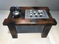 中式老船木茶桌椅组合方形客厅实木厂家直销