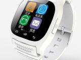 智能手表手机新款安卓超薄触屏男女学生腕表手机电话代理批发