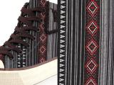 厂家现货供应细条子色织提花面料 时尚桌布汽车坐垫提花面料批发