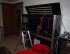 水簇箱专业洗濯 鱼缸造景 鱼缸维修