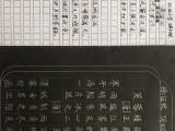 厦门书法培训班厦门硬笔书法培训机构书法培训家教