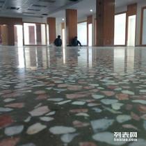 承接潍坊水磨石地面以及全国各地水磨石工程