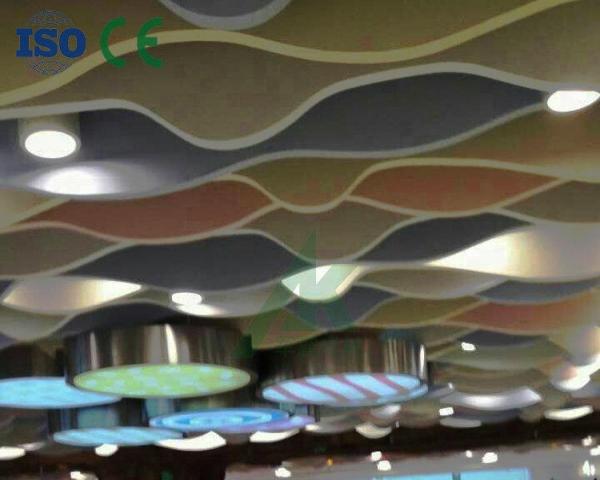弧形木纹铝方通价格 焊接铝窗花定制 波纹铝方管定制