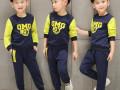 珠海童装批发厂家直销秋季新款儿童服装批发保证质量小孩秋装批发