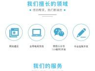 深圳网站建设 网页设计 服务器租赁 域名注册 UI设计