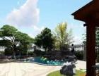 合公园、住宅小区、厂区、别墅庭院园林景观设计施工
