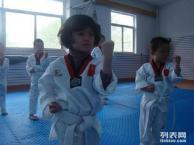 西安阳光跆拳道培训
