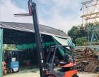 供应日本原装进口丰田三支点电动叉车1.5吨电瓶叉车