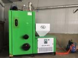 河粉機米粉機配套生物質蒸汽發生器使用