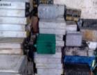 哈市高价回收各类废旧电瓶,香坊区叉车电池专业收购