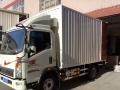 4.2米密封箱货车搬家载货