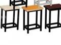 折叠长条桌,桌椅凳,培训,办公,家用,展厅,收银,美,