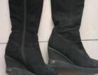 女士长筒靴39号