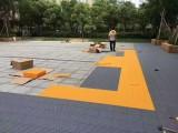 廠家直銷球場懸浮拼裝地板綠地球室內外幼兒園操場專用懸浮地板