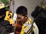 北京专业吉他培训电吉他贝斯 架子鼓手鼓一对一教学