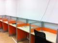 承德销售新款办公桌椅,工位,班台班椅,话务桌