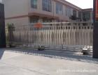 北京安装庭院门开门机 庭院门电机安装