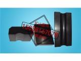供应猴车尾轮衬块人行车橡胶衬块架空乘人装置安装在主轮衬块