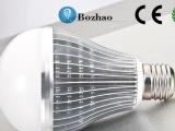 专业制造10W大功率LED陶瓷板球泡灯、