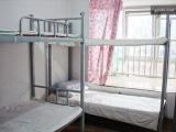 崗頂地鐵口小區房床位上下鋪出租寬敞整潔安全便捷配套齊全區東園小區