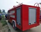 包头卖水罐消防车的厂家 二手水罐消防车转让