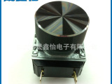 热销供应 铝合金旋钮 音响专用定时器旋钮