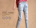 全国摆地摊好卖便宜的时尚牛仔裤批发哪里有库存尾货清仓几元女装