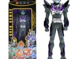奥迪双钻拿瓦铠甲勇士拿瓦玩具可动版人偶 酷雷伏铠甲