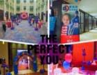 气球拱门布置,生日派对、宝宝百日宴、气球装饰