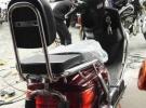 专门为跑摩的拉客设置的安尔达电动车4200元