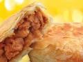 产品众多易学上手,外酥里软哈皮牛爷黄金脆皮烧饼,小吃技术培训