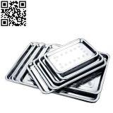 潮州市不锈钢方盘凯迪克厂供应ZD-FP01