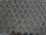 厂家直销铝基蜂窝板耐高温活性炭过滤器耐高温蜂窝板支持定做