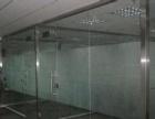 济南济南玻璃门维修安装制作,办公隔断,各种型材
