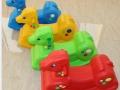 南宁厂家批发幼儿园玩具环保加厚摇摇马儿童双人跷跷板